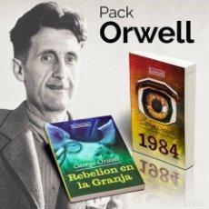 Libros: PACK ORWELL - GEORGE ORWELL DESCATALOGADO!!! OFERTA!!!. Lote 190036890