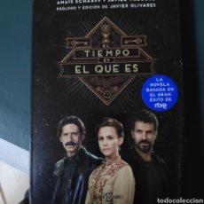 Libros: LIBRO EL MINISTERIO DEL TIEMPO EL TIEMPO ES EL QUE. Lote 190238986
