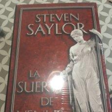Livres: LA SUERTE DE VENUS DE STEVEN SAYLOR. Lote 190693448