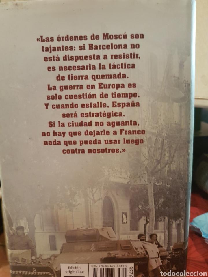 Libros: Quemad Barcelona, de Guillem Martí - Foto 2 - 191382063
