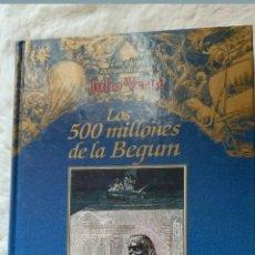 Libros: LIBROS LOS VIAJES EXTRAORDINARIOS DE JULIO VERNE. EDICIONES RUEDA. J.M.S.A. COMPUESTA POR 5 TOMOS.. Lote 192717742