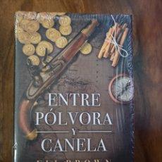 Libros: ENTRE PÓLVORA Y CANELA (ELI BROWN). Lote 192921518