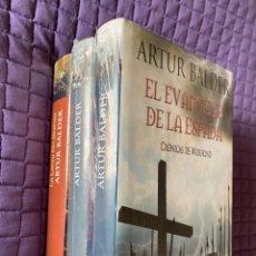 Libros: SAGA DE WIDUKIND - DE ARTUR BALDER 3 TOMOS - TAPA DURA - EDHASA - NUEVOS DE FABRICA!. Lote 197187041