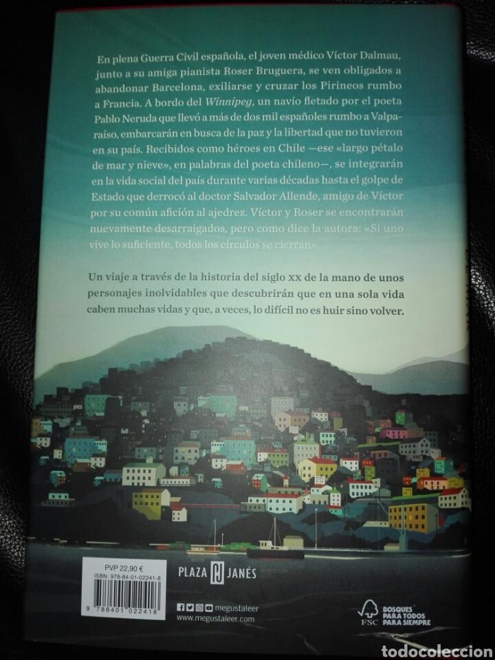 Libros: Largo pétalo de mar Novela , 2019 PLAZA & JANÉS. Libro nuevo - Foto 3 - 198035321
