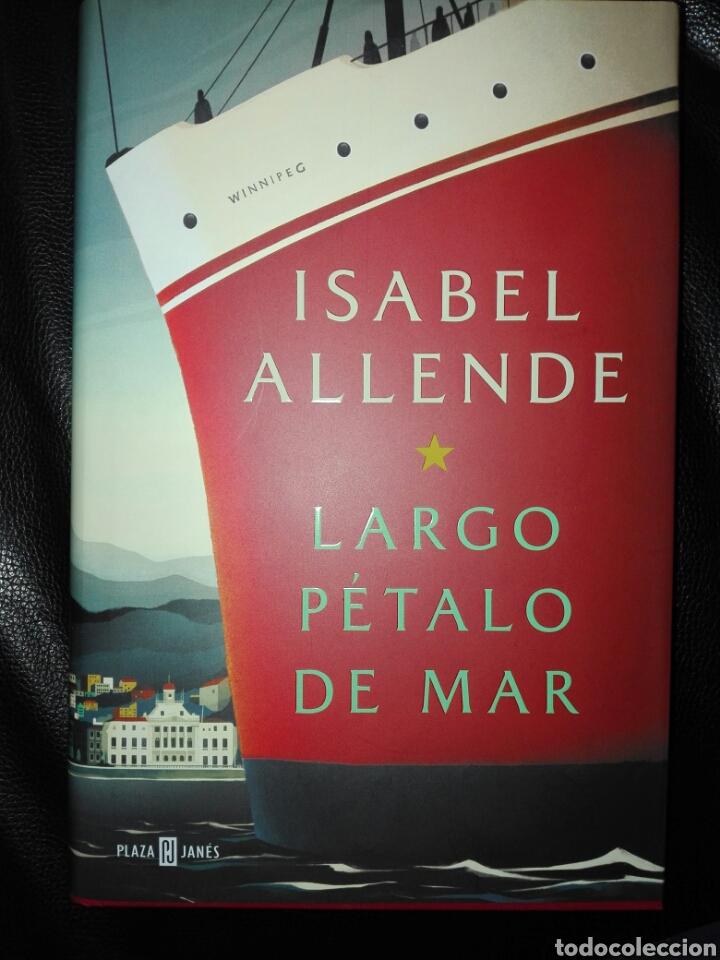 LARGO PÉTALO DE MAR NOVELA , 2019 PLAZA & JANÉS. LIBRO NUEVO (Libros Nuevos - Narrativa - Novela Histórica)