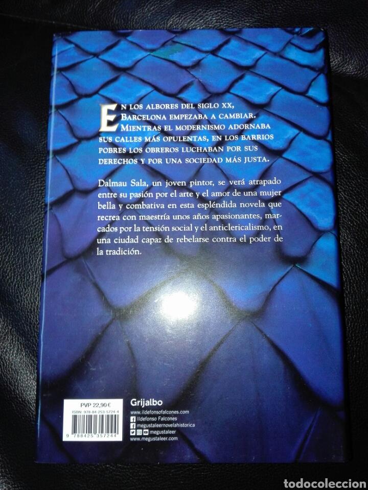 Libros: Ildefonso falcones. El pintor de almas. Grijalbo. Libro nuevo. Tapa dura. Primera edición - Foto 3 - 198045291