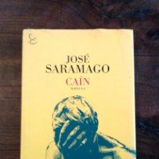 Libros: CAÍN. Lote 199058547