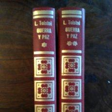 Libros: GUERRA Y PAZ. Lote 199061060
