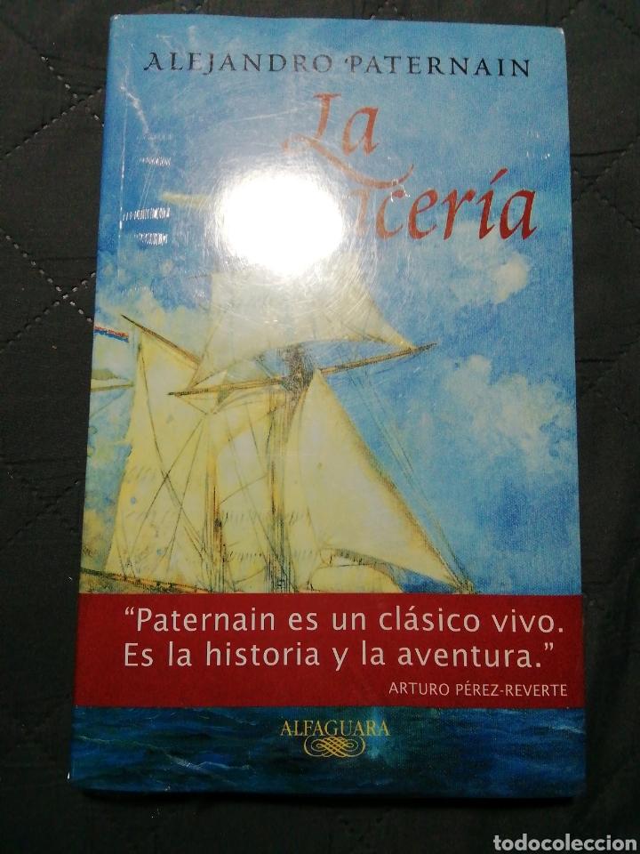 NUEVO EN EL PLÁSTICO! LA CACERÍA. ALEJANDRO PATERNAIN (Libros Nuevos - Narrativa - Novela Histórica)