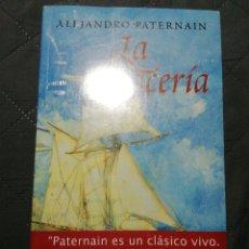 Libros: NUEVO EN EL PLÁSTICO! LA CACERÍA. ALEJANDRO PATERNAIN. Lote 200772222