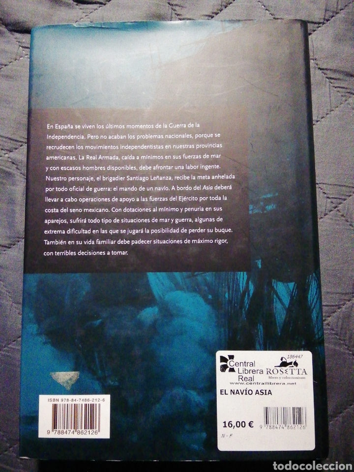 Libros: EL NAVÍO ASIA. EL SENO MEXICANO. LUIS DELGADO. NUEVO - Foto 2 - 200871900