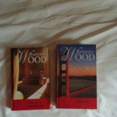Libros: BÁRBARA WOOD DOMINA Y LOS DIOSES GUARDIANES. Lote 202662098
