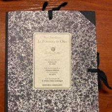 Libros: LA FONTANA DE ORO. EDICIÓN FACSÍMIL. BENITO PÉREZ GALDÓS. Lote 204089691