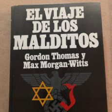 Libros: EL VIAJE DE LOS MALDITOS. Lote 208376461