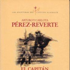 Libros: EL CAPITÁN ALATRISTE. Lote 208399060