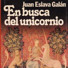 Libros: EN BUSCA DEL UNICORNIO. Lote 208401513