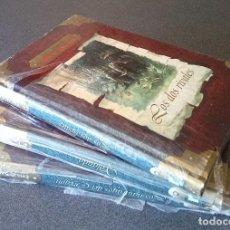 Libros: LOTE LIBROS EMILIO SALGARI LOS DOS RIVALES YOLANDA LOS NÁUFRAGOS DE OREGÓN. Lote 208694482