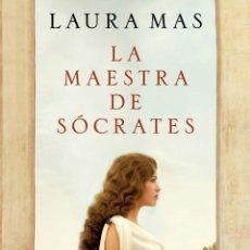Livros: LA MAESTRA DE SÓCRATES.LAURA MAS. Lote 212840245