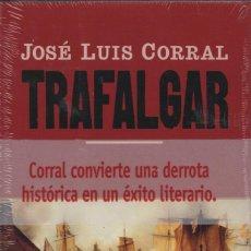 Libros: TRAFALGAR. JOSÉ LUIS CORRAL. EDHASA. 2001.. Lote 214400725