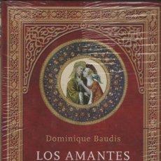 Libros: LOS AMANTES DE GIBRALTAR. DOMINIQUE BAUDIS. EDHASA. 2012.. Lote 214446441