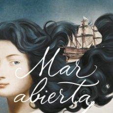 Libros: NARRATIVA. HISTORIA. MAR ABIERTA - MARÍA GUDIN (CARTONÉ). Lote 214479135