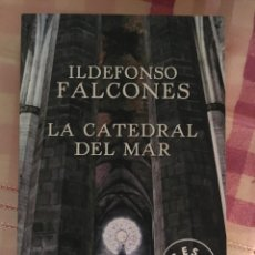 Libros: LA CATEDRAL DEL MAR. Lote 215312011