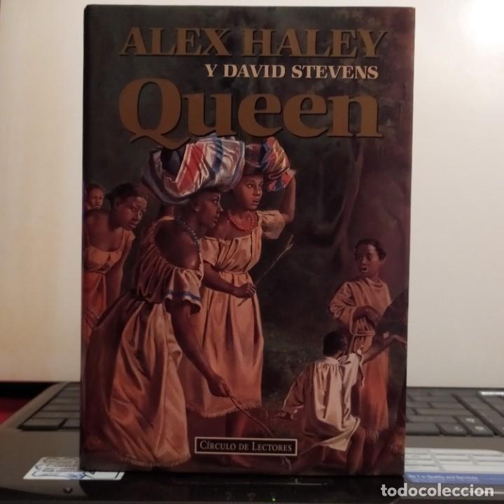 QUEEN (Libros Nuevos - Narrativa - Novela Histórica)