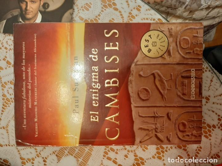 EL ENIGMA DE CAMBISES - PAUL SUNNAN (Libros Nuevos - Narrativa - Novela Histórica)