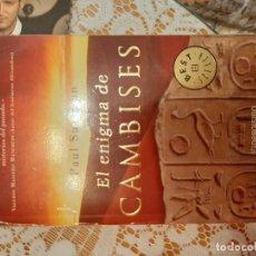 Libros: EL ENIGMA DE CAMBISES - PAUL SUNNAN. Lote 219173928
