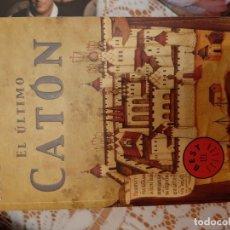 Libros: EL ULTIMO CATON - MATILDE ASENSI. Lote 219174022