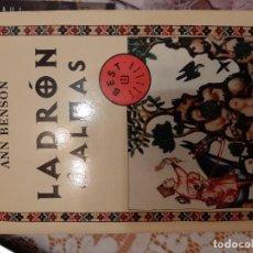 Libros: LADRON DE ALMAS - ANN BENSON. Lote 219174126