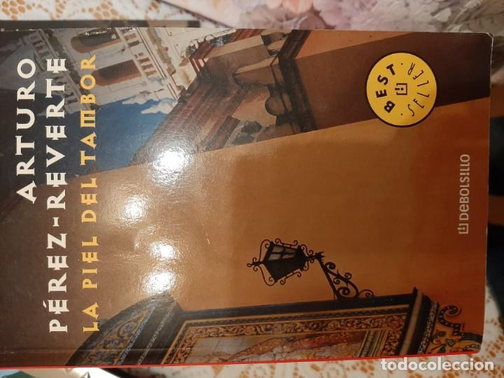 LA PIEL DEL TAMBOR - ARTURO PEREZ REVERTE (Libros Nuevos - Narrativa - Novela Histórica)