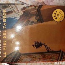Libros: LA PIEL DEL TAMBOR - ARTURO PEREZ REVERTE. Lote 219174272