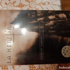 Libros: LA HEREJIA - RAMON SARDOV. Lote 219174726