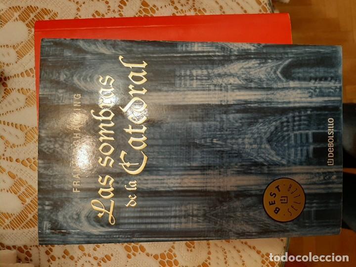 LAS SOMBRAS DE LA CATEDRAL - FRANK CHANCING (Libros Nuevos - Narrativa - Novela Histórica)