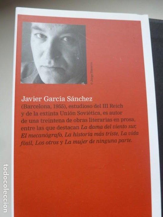 Libros: ROBESPIERRE. JAVIER GARCÍA SÁNCHEZ. GALAXIA GUTENBERG / CÍRCULO DE LECTORES. PRIMERA EDICIÓN 2012 - Foto 4 - 219350456