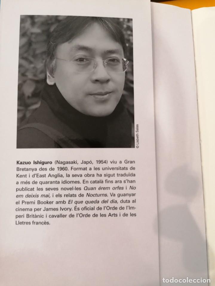 Libros: EL GEGANT ENTERRAT - KAZUO ISHIGURO - LLIBRES ANAGRAMA - 1A EDICIÓN - 2016 - Foto 3 - 219367848