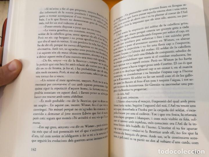 Libros: EL GEGANT ENTERRAT - KAZUO ISHIGURO - LLIBRES ANAGRAMA - 1A EDICIÓN - 2016 - Foto 5 - 219367848