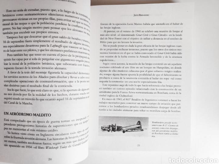 Libros: Libro. Enigmas y Misterios de la Segunda Guerra Mundial. Jesus Hernandez - Foto 6 - 221781293