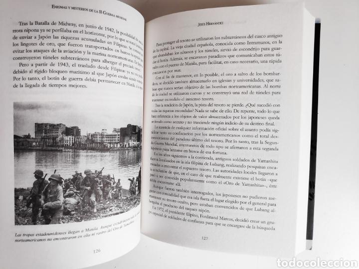 Libros: Libro. Enigmas y Misterios de la Segunda Guerra Mundial. Jesus Hernandez - Foto 7 - 221781293