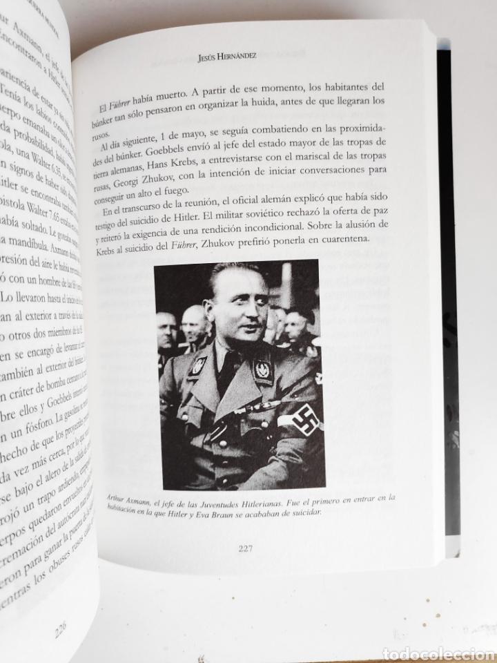 Libros: Libro. Enigmas y Misterios de la Segunda Guerra Mundial. Jesus Hernandez - Foto 8 - 221781293