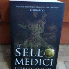 Libros: EL SELLO DE LOS MEDICI THERESA BRESLIN ED. ALMUZARA 2007. Lote 222068627