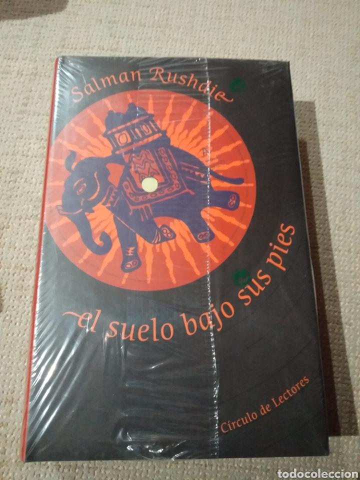 EL SUELO BAJOSUS PIES. SALMAN RUSHDIE. LIBRO NUEVO PRECINTADO (Libros Nuevos - Narrativa - Novela Histórica)