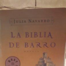 Libros: LA BIBLIA DE BARRO. Lote 222830336
