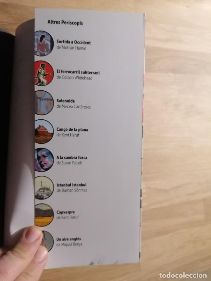 Libros: TEORIA GENERAL DE LOBLIT - JOSÉ EDUARDO AGUALUSA - EDICIONS DEL PERISCOPI - 2018 - Foto 6 - 222841472