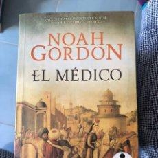 Libros: NOAH GORDON EL MÉDICO ROCA EDITORIAL. Lote 222858601