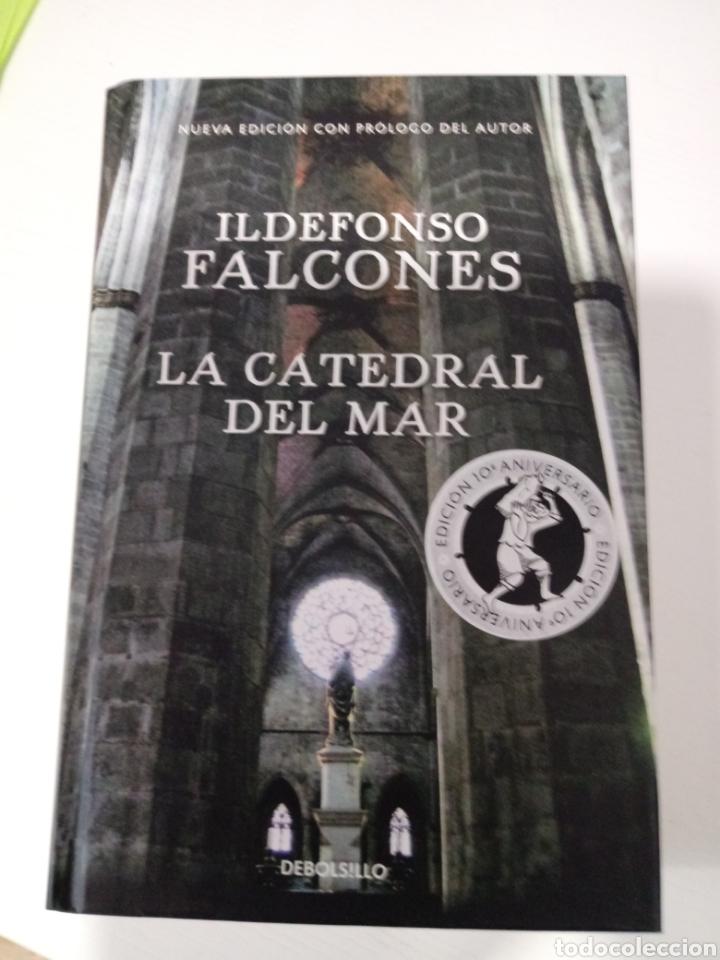 LA CATEDRAL DEL MAR DE IDEFONSO FALCONES.EDIC.BOLSILLO (Libros Nuevos - Narrativa - Novela Histórica)