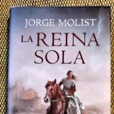 Livros: LA REINA SOLA. NOVELA. Lote 239658610