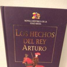 Libros: JOHN STEINBECK. LOS HECHOS DEL REY ARTURO. Lote 243074285