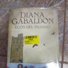 Livres: ECOS DEL PASADO - DIANA GABALDON. Lote 245412920
